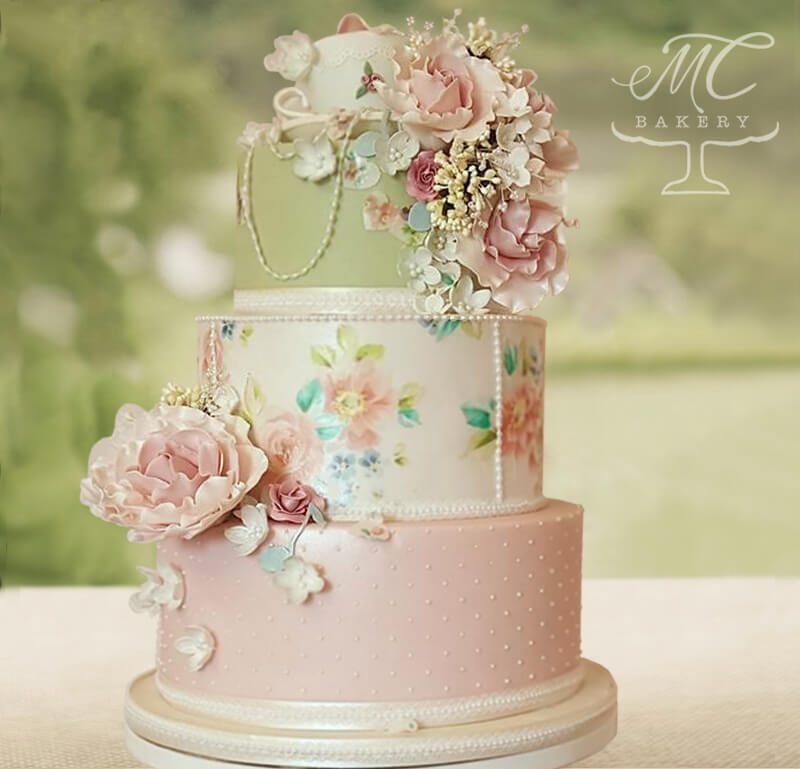 Wedding Cake Price List Uk