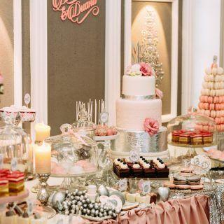Wedding trends... Dessert Table