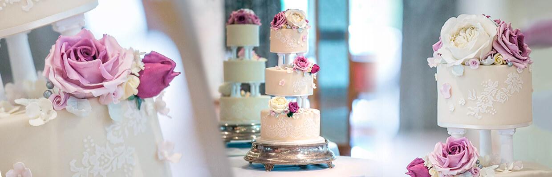 Wedding-cake-Armathwaite-Hall