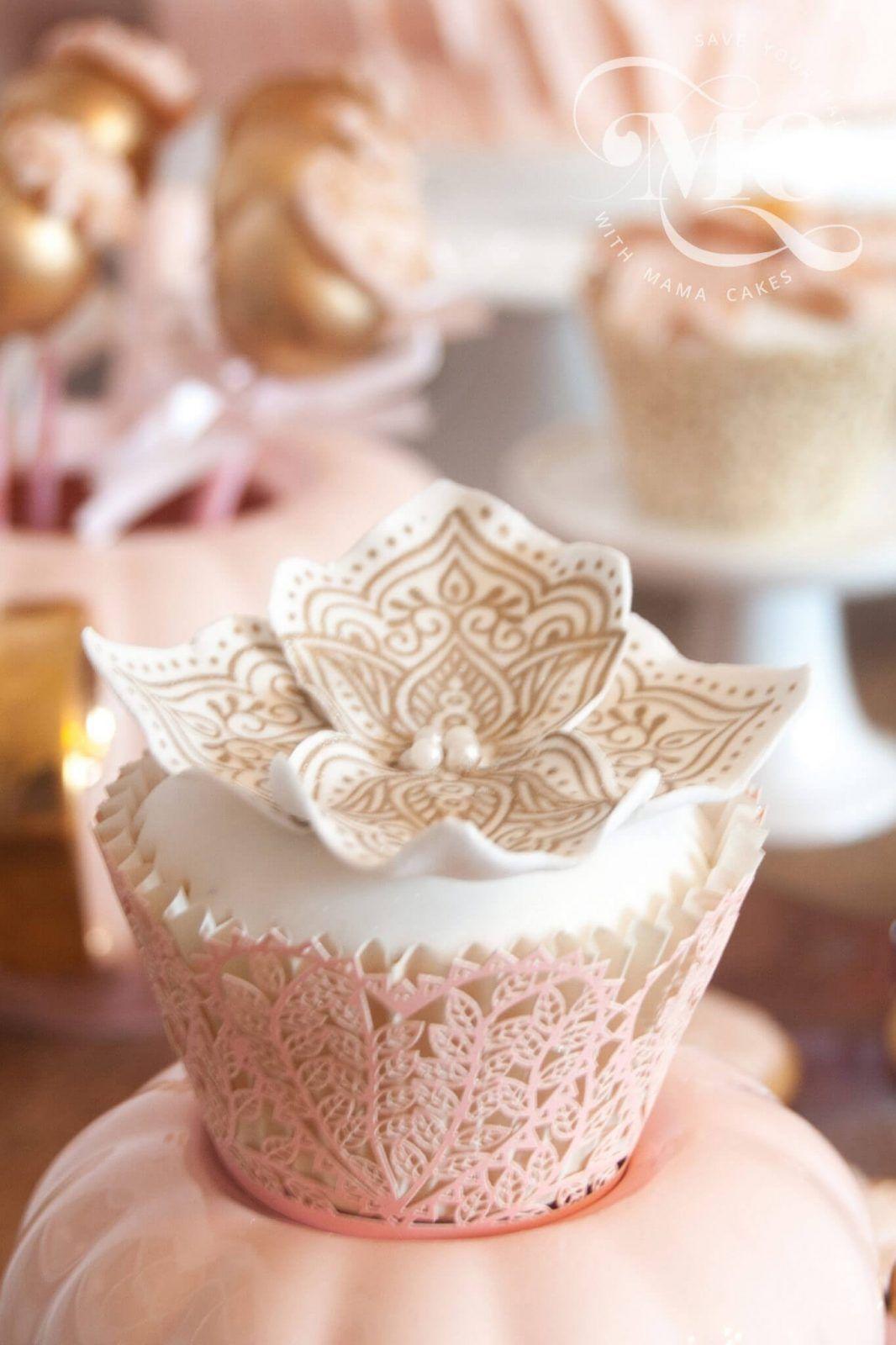 Luxury Wedding Cupcakes Mama Cakes Cumbria Luxury Wedding Cakes