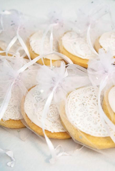 Mama Cakes Cookies Wedding Favours