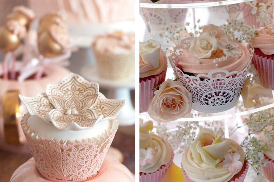 Mama Cakes Rustic Cupcakes