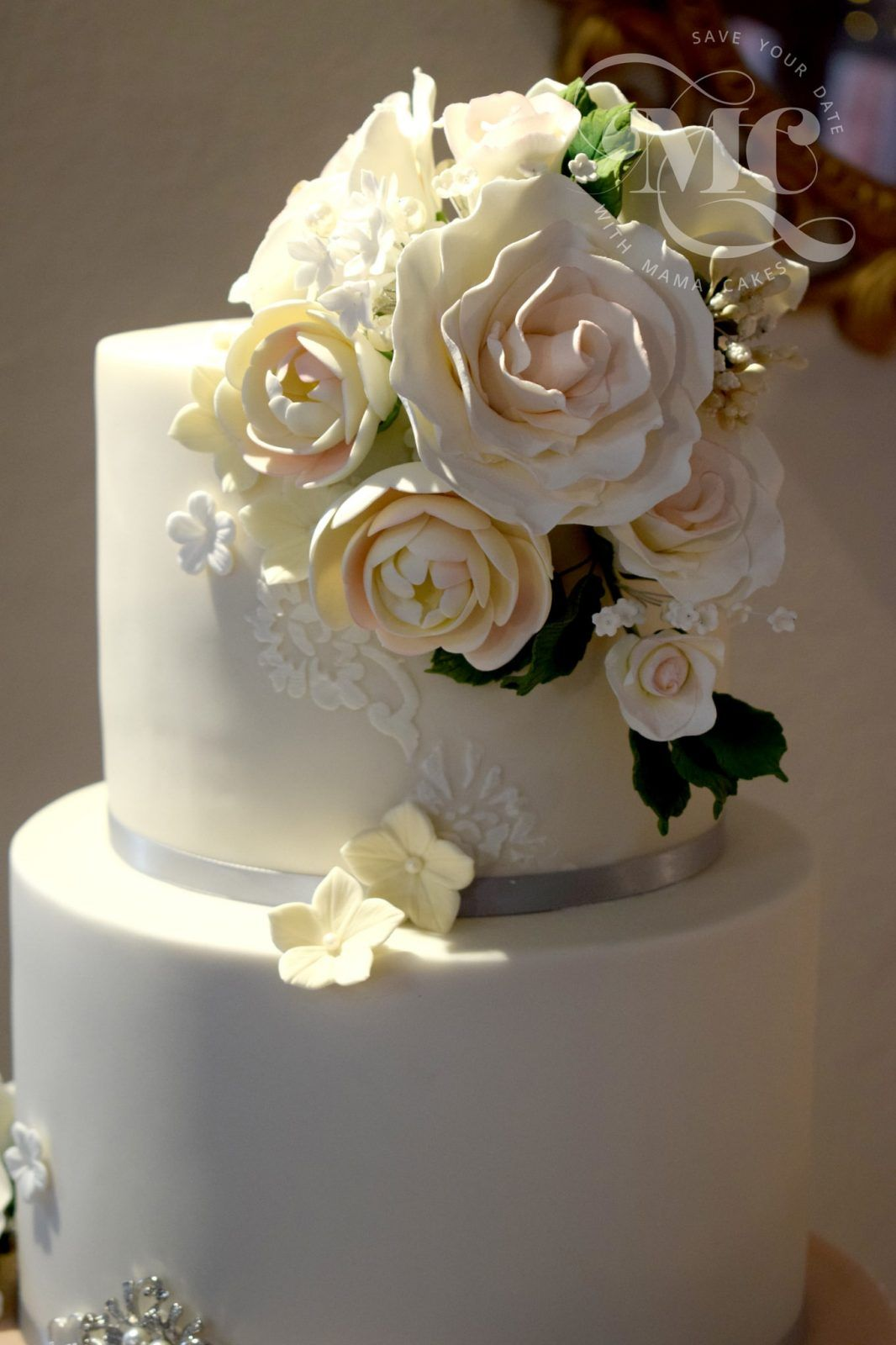 wedding cakes cumbria and ivory sugar lace cakes cumbria luxury 24129
