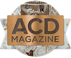 American Cake Decorating Magazine Logo Featured