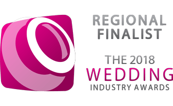 Wedding Industry Award 2018 - Regional Finalist