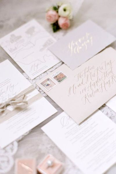 Gold and white mood board by Mama Cakes Cumbria 5