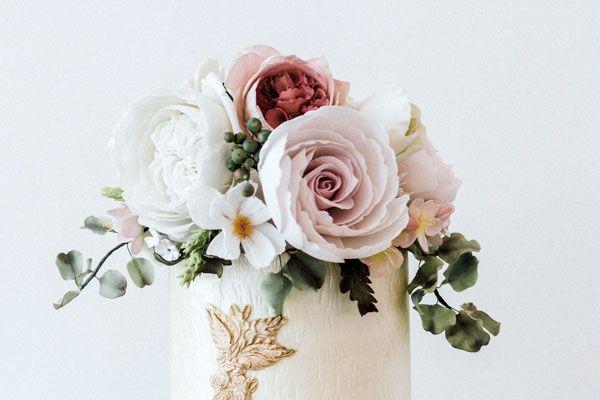 Sugar-flowers