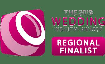 Wedding Industry Award 2019 Mama Cakes Wedding Cakes Regional Finalist