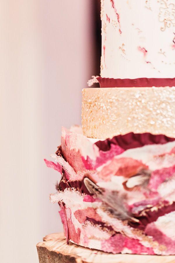 Top 5 Wedding Cake Trends 2019