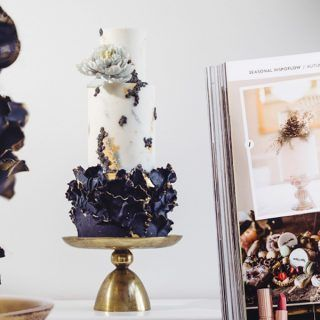 TOP 5 WEDDING CAKE TRENDS 2019 by Mama Cakes