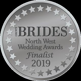 North West Wedding Awards 2019 badge
